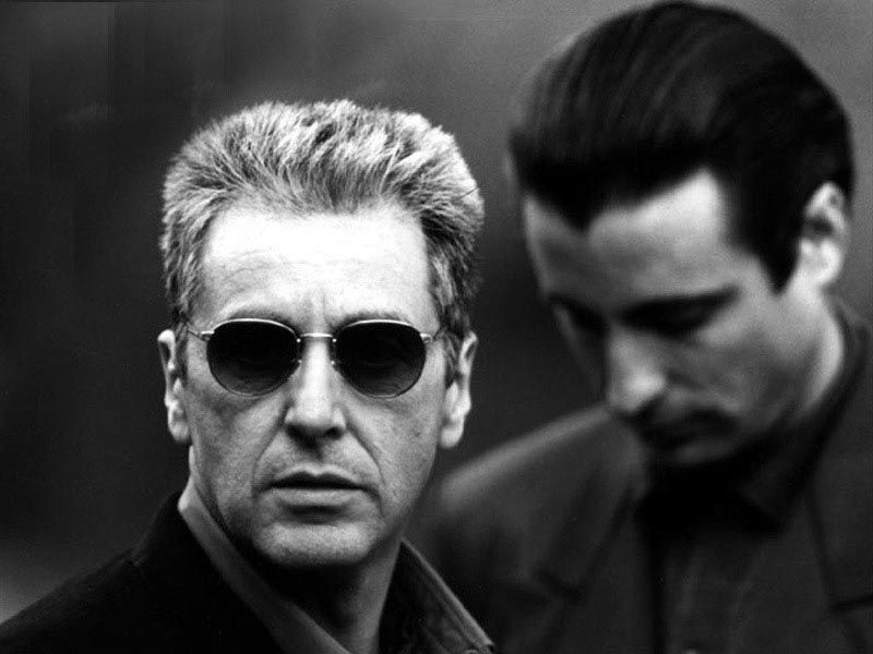 al pacino wallpaper. Al Pacino With Andy Garcia