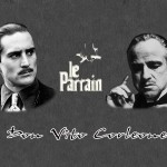 Don Vito Corleone Artistic Wallpaper